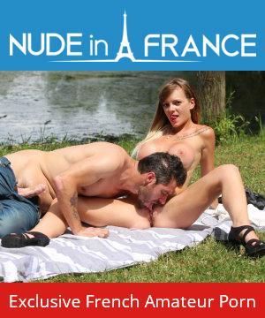 Frances a nude
